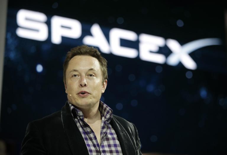 Elon musk la times